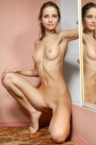 Model Irin in